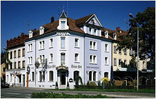 Hotel Garni Sonnenhof Konstanz